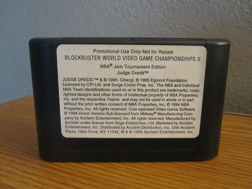 Blockbuster World Championships II