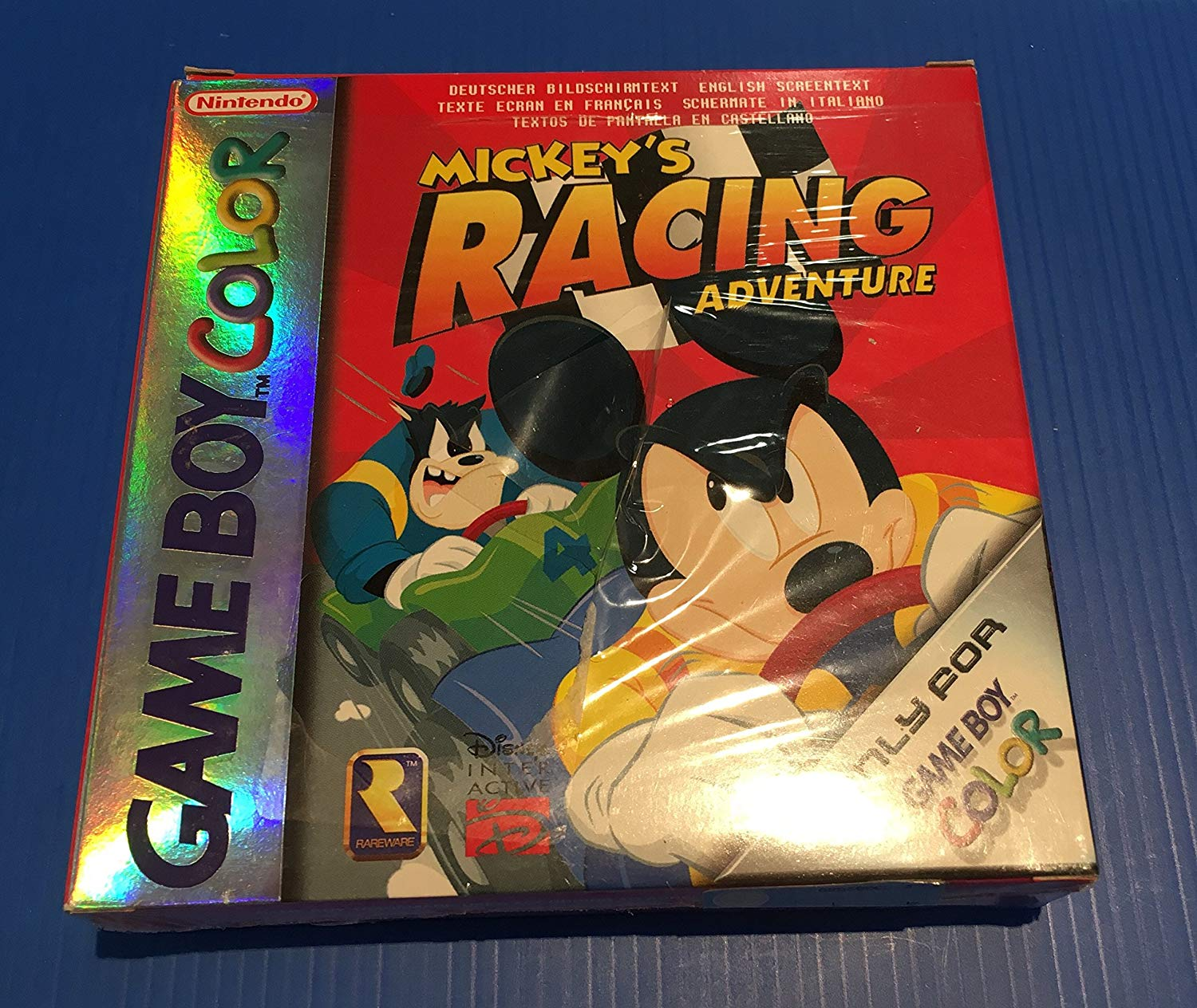 best nintendo n64 racing games