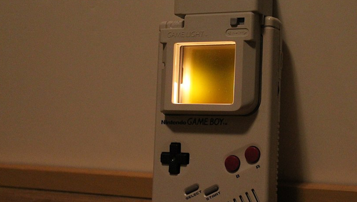 Gameboy Light Backlight
