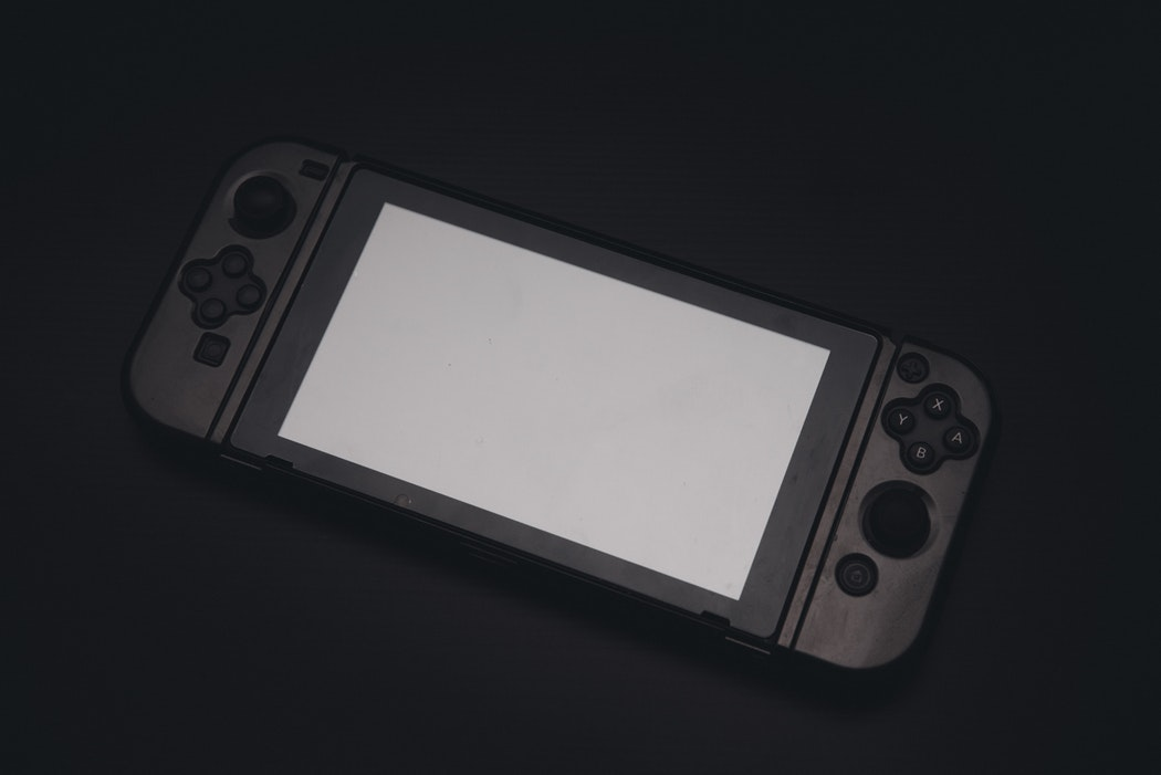 Black Nintendo Switch